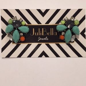 Jewelry - Fashion Colorful Summer Statement Stud Earrings